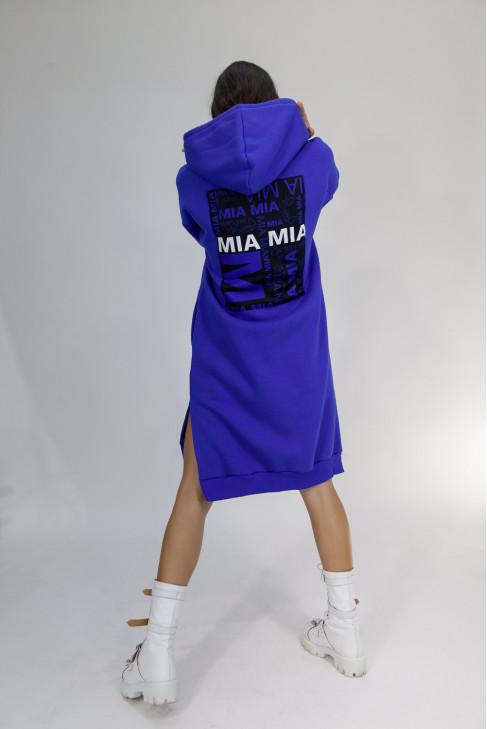 Šaty Darci modré