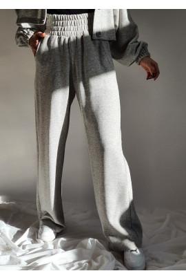 Nohavice Thomas sivé